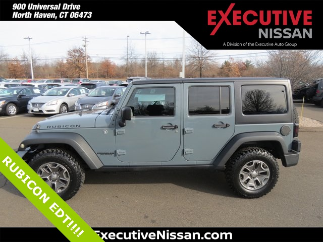 Certified Pre-Owned 2014 Jeep Wrangler Unlimited Rubicon