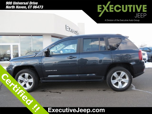 Certified Pre-Owned 2015 Jeep Compass Sport