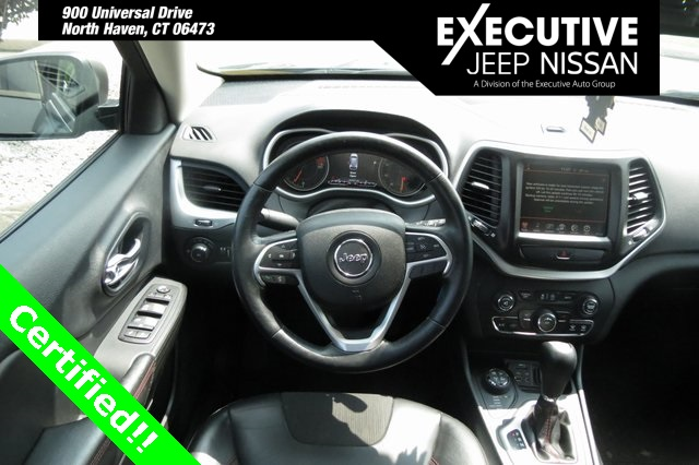 Certified Pre-Owned 2016 Jeep Cherokee Trailhawk