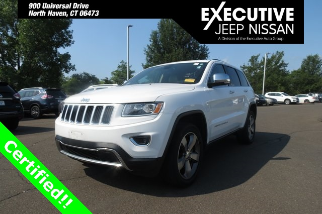 Certified Pre Owned Jeep >> Certified Pre Owned 2016 Jeep Grand Cherokee Limited 4wd