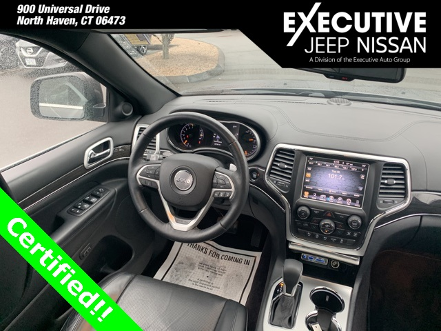 Pre-Owned 2016 Jeep Grand Cherokee High Altitude
