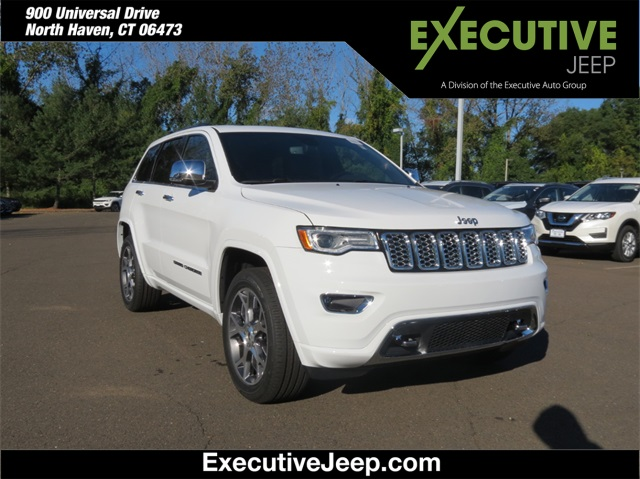 New 2019 JEEP Grand Cherokee Overland