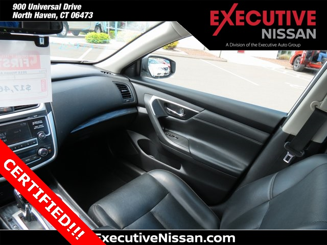 Pre-Owned 2016 Nissan Altima 2.5 SL
