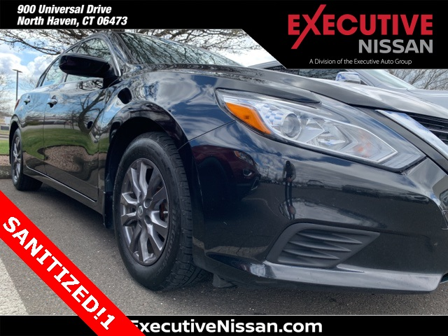 Pre-Owned 2017 Nissan Altima 2.5 S