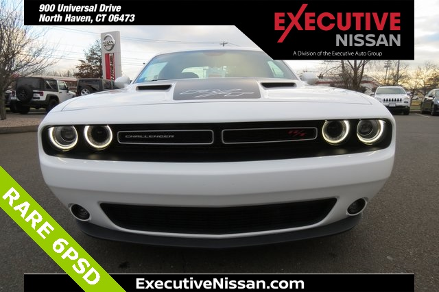 Certified Pre-Owned 2016 Dodge Challenger R/T
