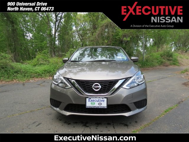 Pre-Owned 2016 Nissan Sentra SV
