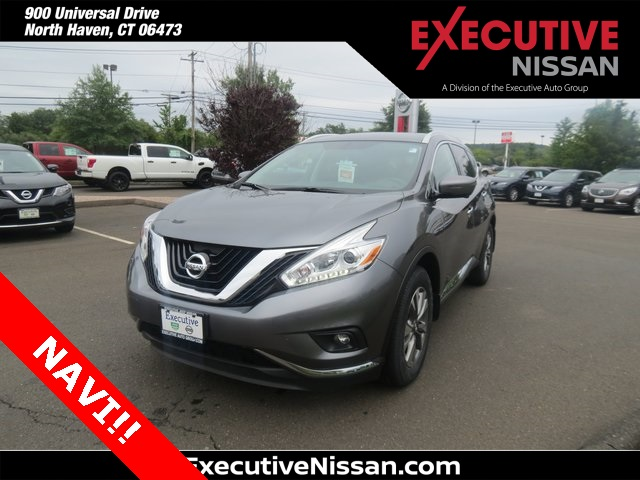 PRE-OWNED 2016 NISSAN MURANO SL AWD
