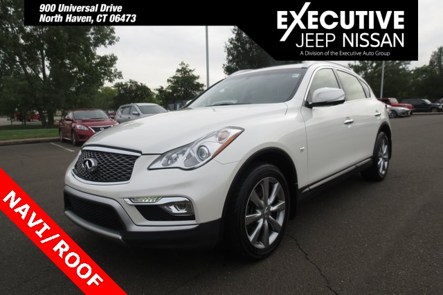 PRE-OWNED 2016 INFINITI QX50 BASE AWD