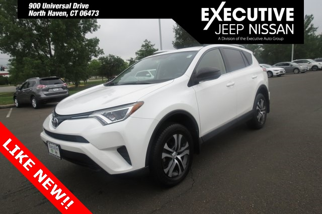 PRE-OWNED 2016 TOYOTA RAV4 LE AWD