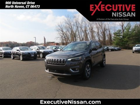 New 2020 JEEP Cherokee Limited