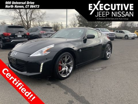 Pre-Owned 2016 Nissan 370Z Sport